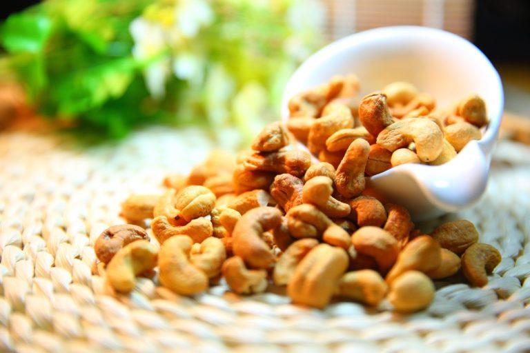 Quels sont les bienfaits des noix de cajou?