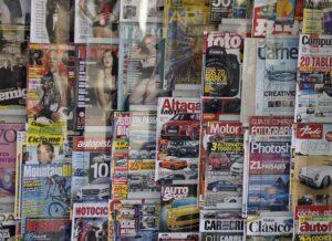 magazines de jeux