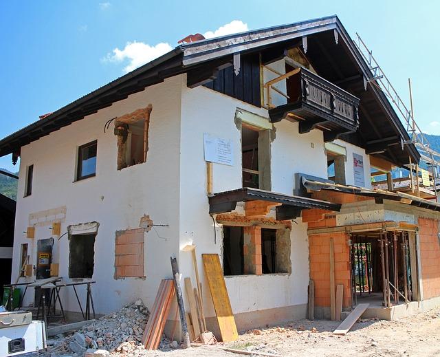 Rénover une maison pour la revendre : les règles importantes à ne surtout pas ignorer